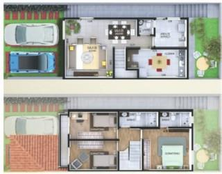 Casa 3 Dorm, Mirante da Colonia, Jundiaí (CA0775) - Foto 2