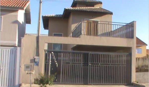 Casa 3 Dorm, Jardim das Tulipas, Jundiaí (CA0719)