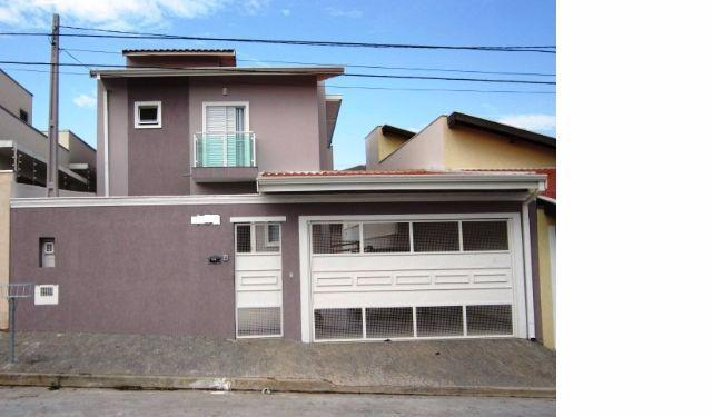 Casa 3 Dorm, Mirante de Jundiaí, Jundiaí (CA0860)
