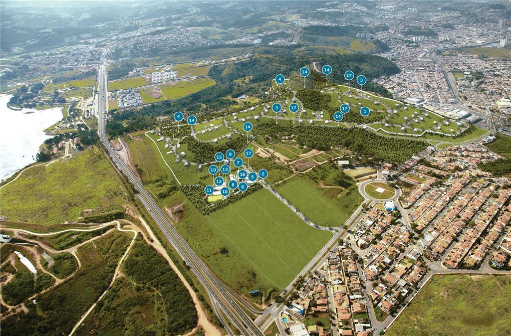 [Terreno  residencial à venda, Cidade Santos Dumont, Jundiaí.]