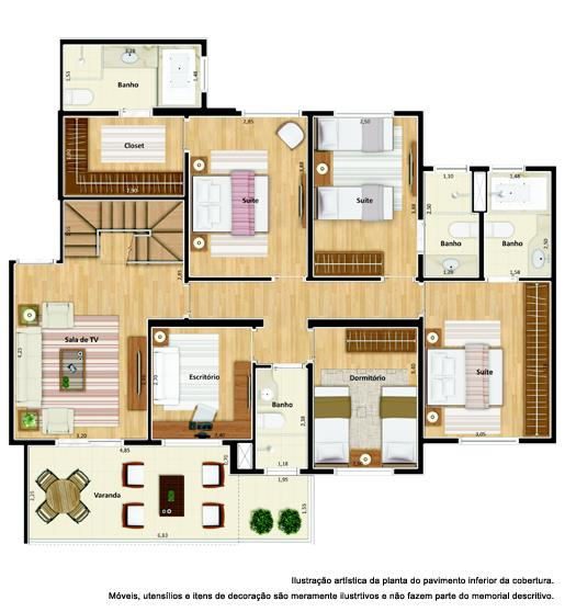Yarid Consultoria Imobiliaria - Apto 4 Dorm - Foto 16