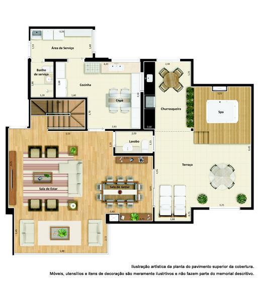Yarid Consultoria Imobiliaria - Apto 4 Dorm - Foto 17