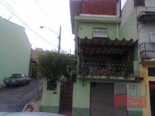 Casa Padrão à venda, Vila Aurora, São Paulo