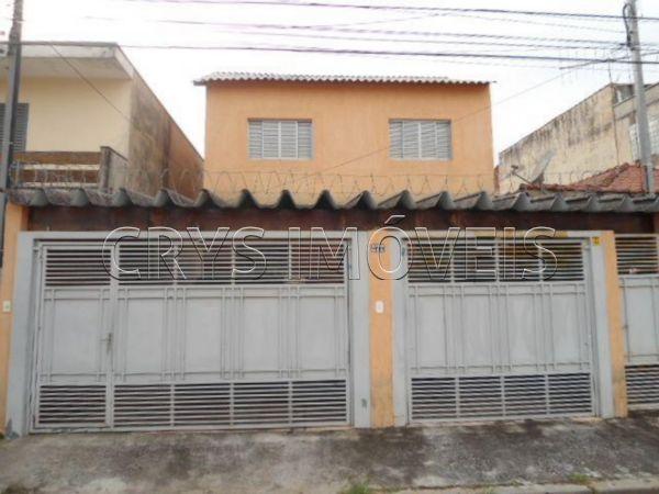 Casa Sobrado à venda, Carandiru, São Paulo