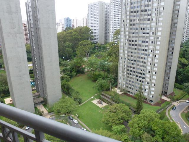 Apto 2 Dorm, Morumbi, São Paulo (AP0660) - Foto 2
