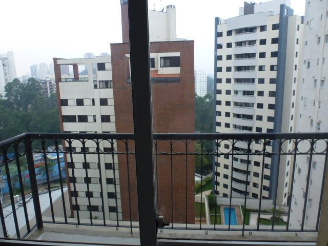Apto 3 Dorm, Panamby, São Paulo (AP0704) - Foto 2