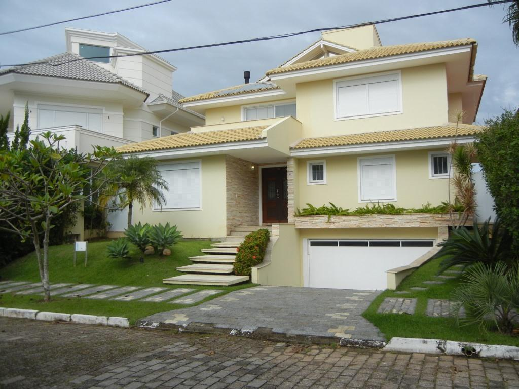 Casa 4 Dorm, Jurerê Internacional, Florianópolis (CA0005)