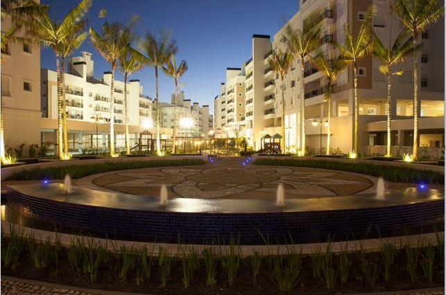Apartamento 3 Suítes e 2 Vagas. NOVO PARA LOCAÇÃO.  Florianó