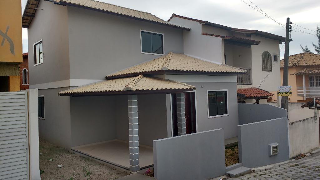 Casa em Fluminense  -  São Pedro da Aldeia - RJ
