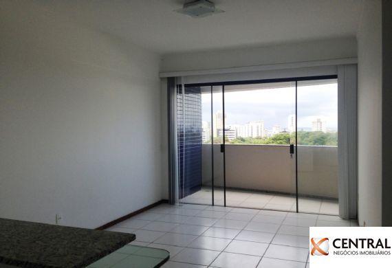 Apartamento residencial para locação, Itaigara, Lot. Alto do Parque, Salvador