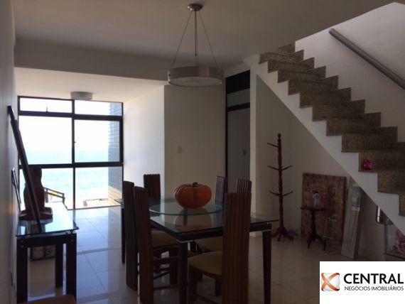 Cobertura Residencial à venda, Amaralina, Salvador
