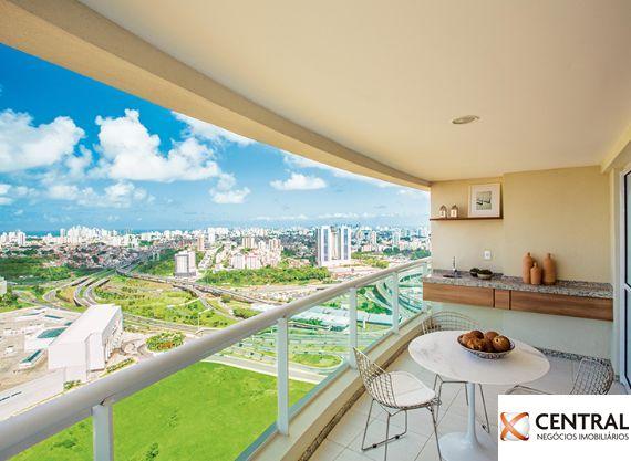 Apartamento Residencial à venda, Horto Bela Vista, Cabula, Salvador