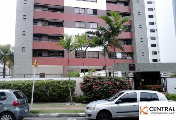 Apartamento Residencial para locação, Cond Pituba Ville, Salvador