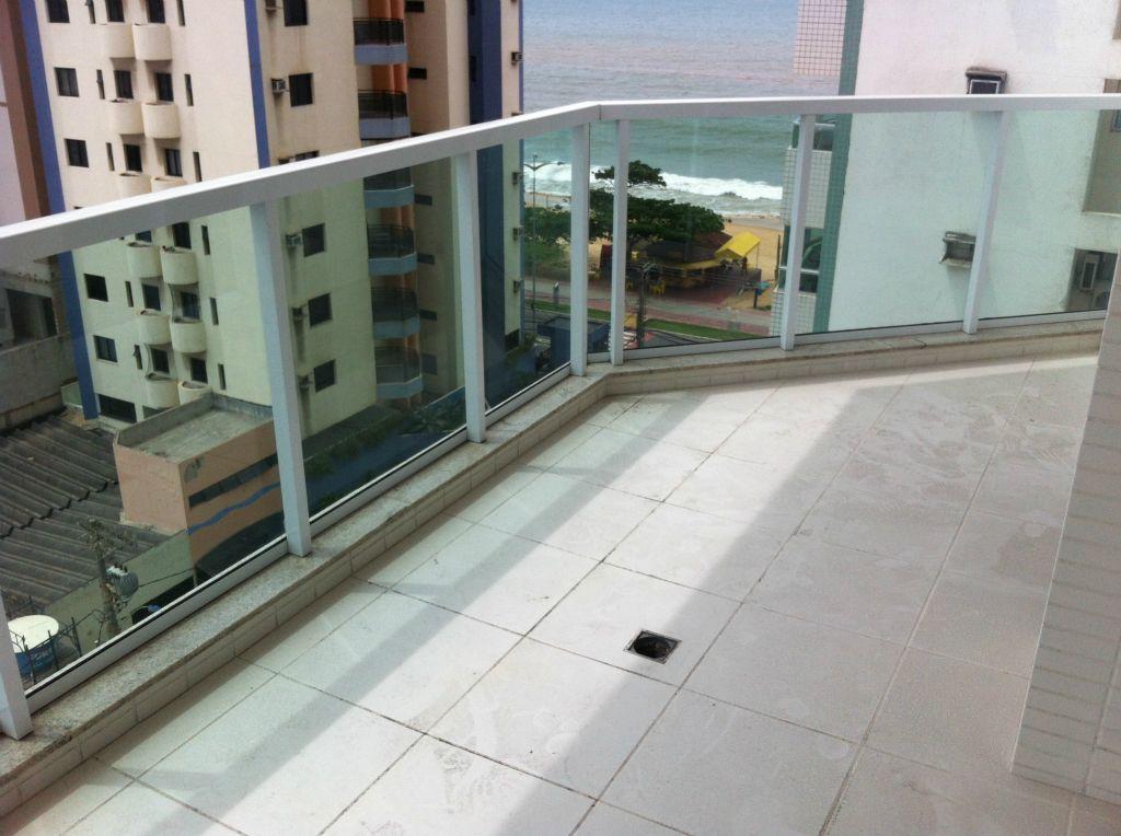 Apartamento  residencial à venda com vista privilegiada na quadra do mar, Praia de Itaparica, Vila Velha.