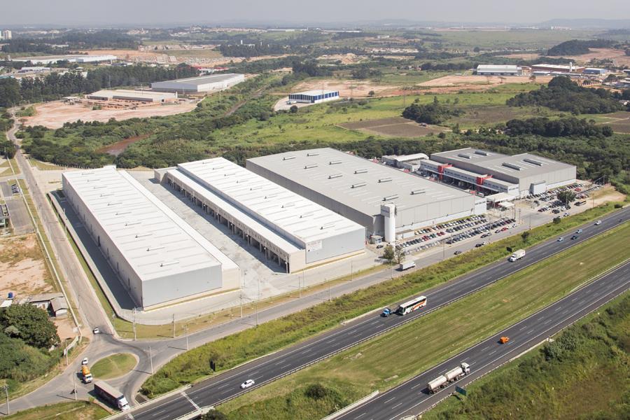 Galpão industrial para locação, Master Business Park