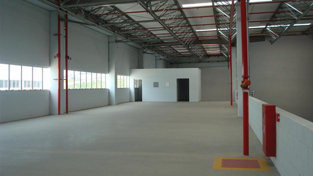Galpão industrial para locação, G10 Jandira