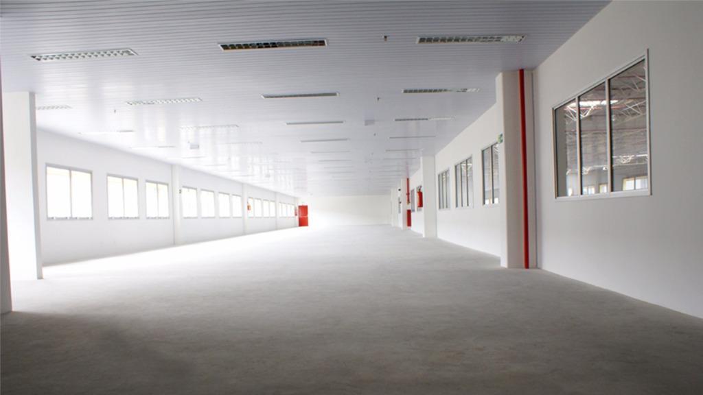 Galpão industrial para locação, DVR Embu das Artes