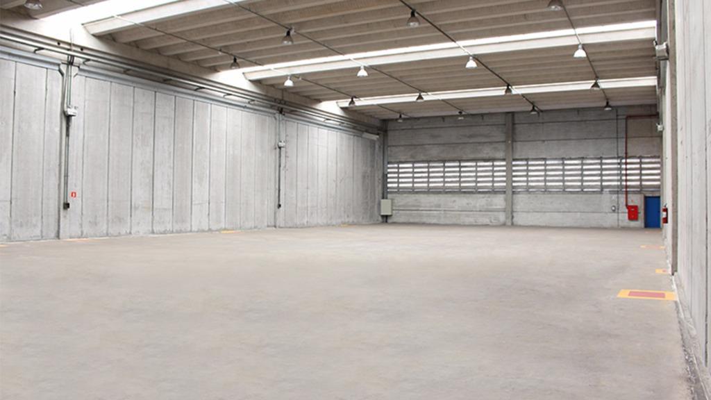 Galpão industrial para locação, Espace Center