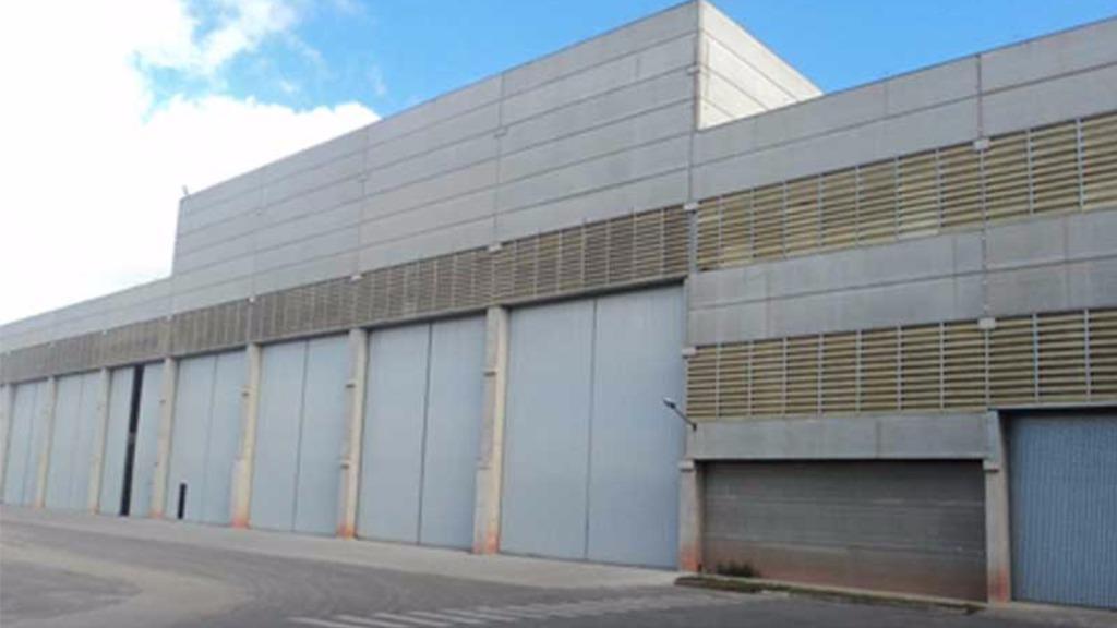 Galpão industrial para locação, Business Park