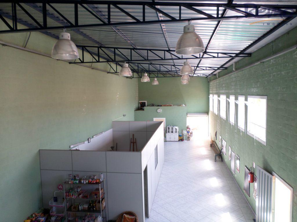 Barracão em Jardim Brasil, Vinhedo - SP
