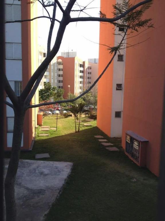 Apartamento de 2 dormitórios à venda em Parque Camélias, Campinas - SP