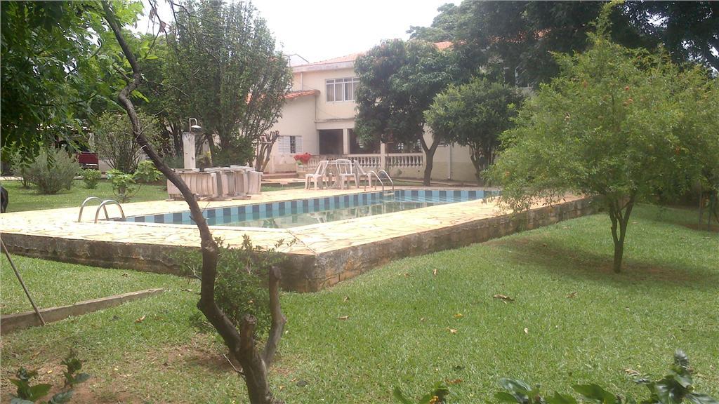 Área em Parque Rural Fazenda Santa Cândida, Campinas - SP