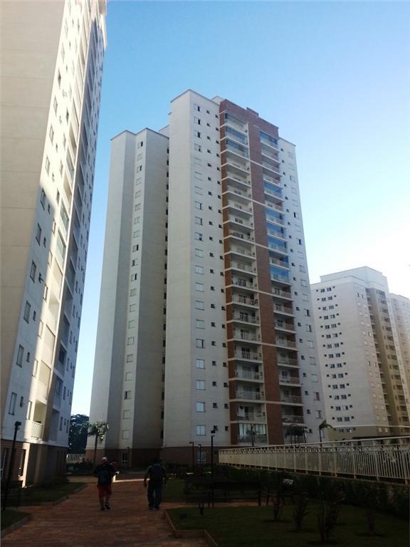Apartamento de 2 dormitórios em Jardim Bom Sucesso, Campinas - SP