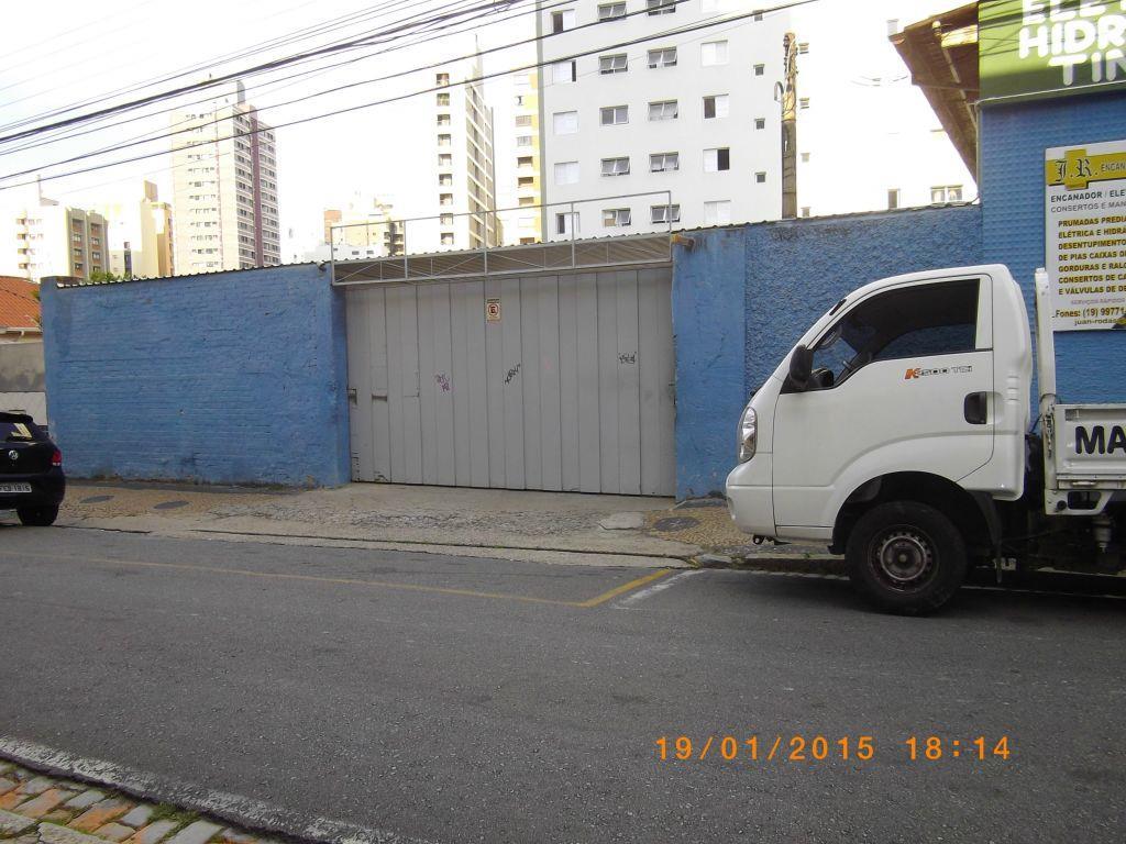 Área à venda em Centro, Campinas - SP