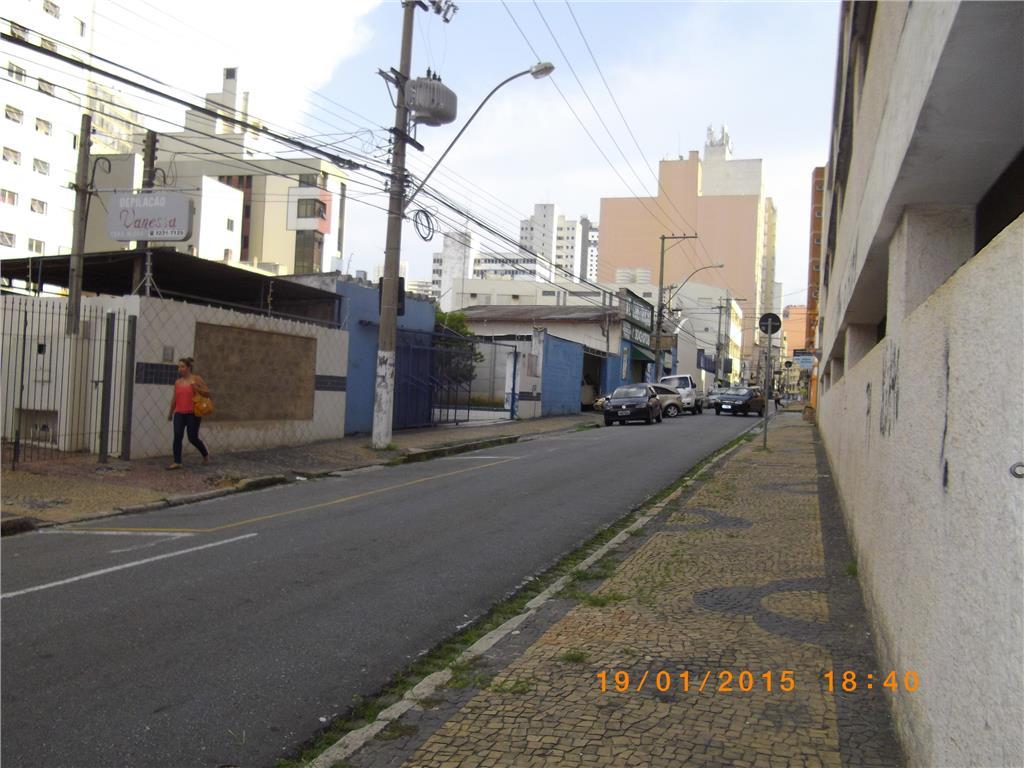 Área em Centro, Campinas - SP