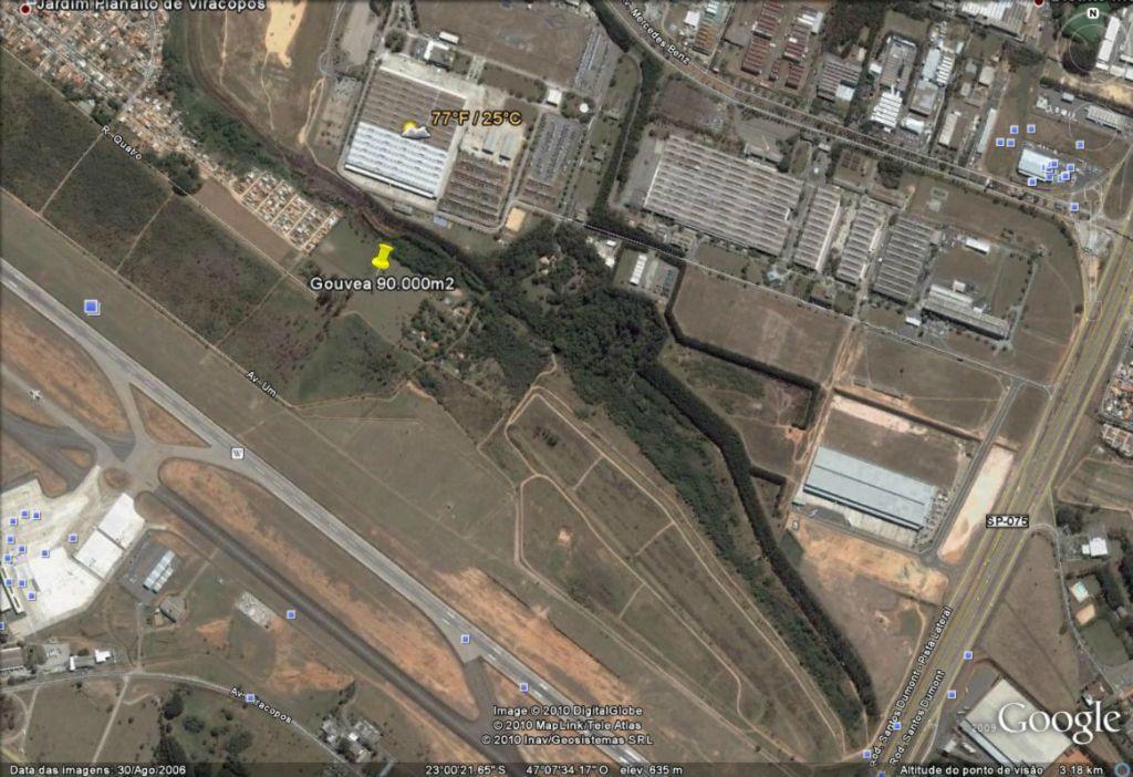 Área à venda em Jardim Planalto De Viracopos, Campinas - SP