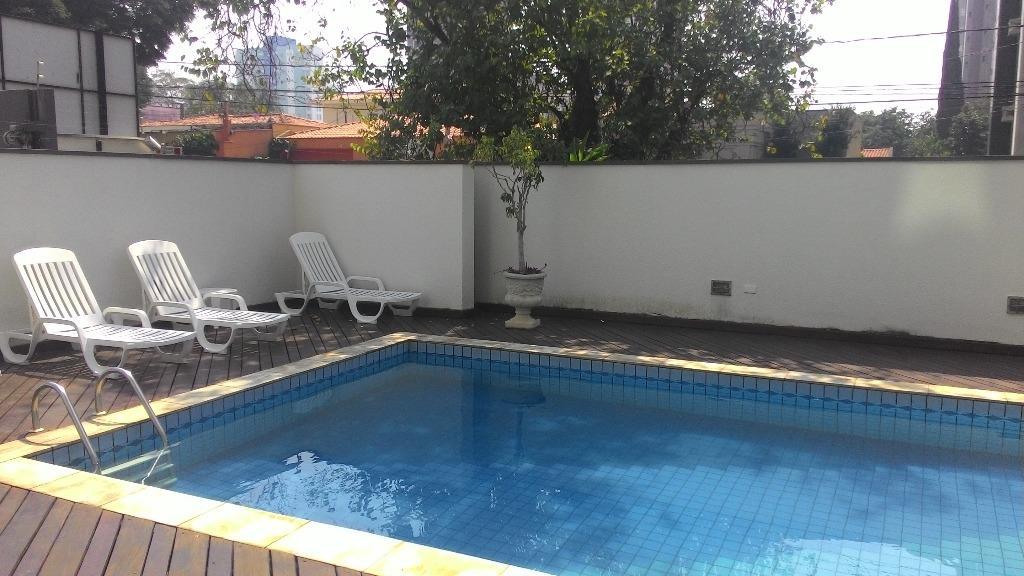 Apartamento de 3 dormitórios à venda em Cambuí, Campinas - SP