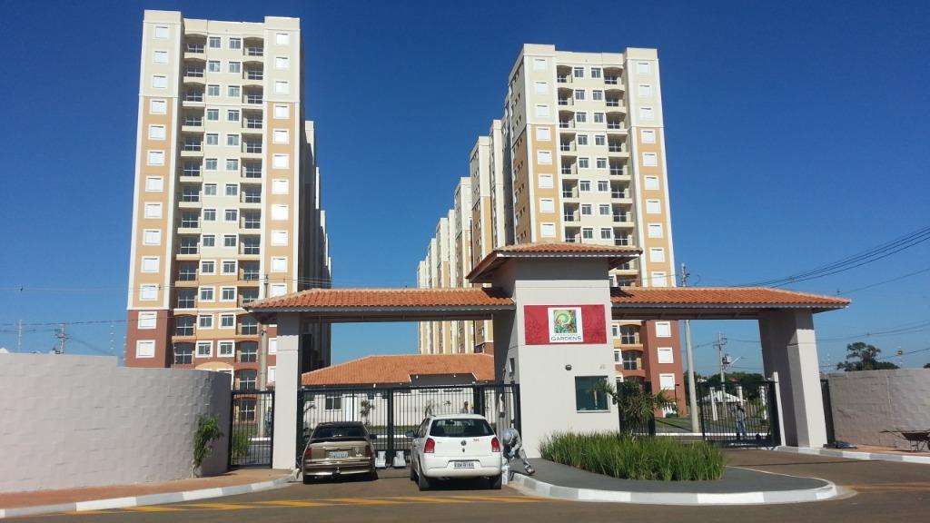 Apartamento de 2 dormitórios à venda em Jardim Nossa Senhora Do Carmo, Americana - SP