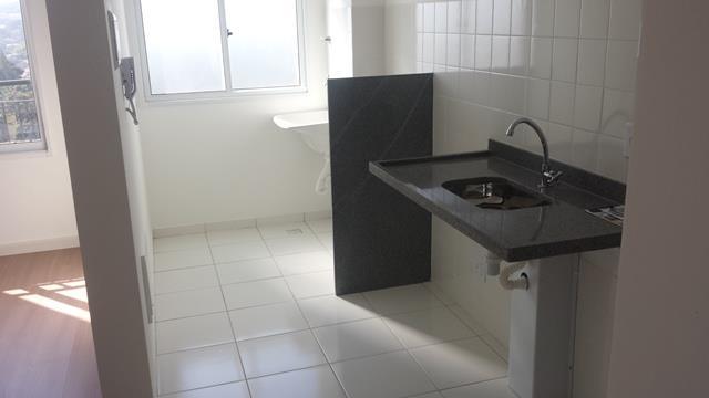 Apartamento de 2 dormitórios em Vila Satúrnia, Campinas - SP