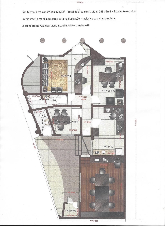 Casa de 6 dormitórios em Jardim Piratininga, Limeira - SP