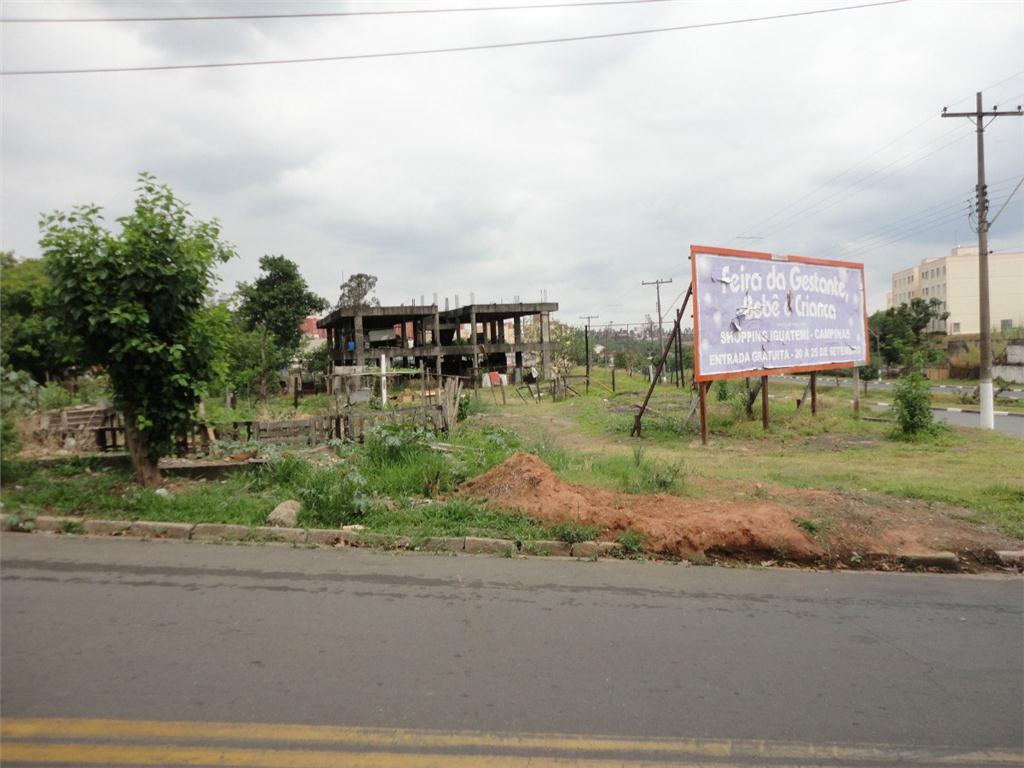 Terreno à venda em Vila Maria Eugênia, Campinas - SP