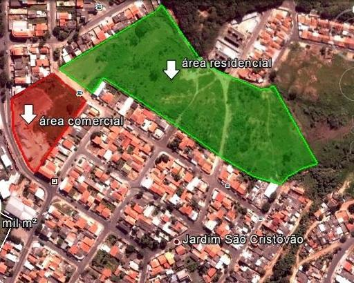Área à venda em Jardim São Cristóvão, Campinas - SP