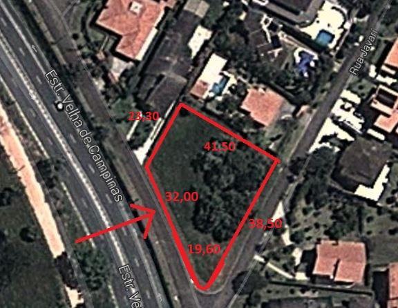 Terreno à venda em Altos Do Morumbi, Vinhedo - SP