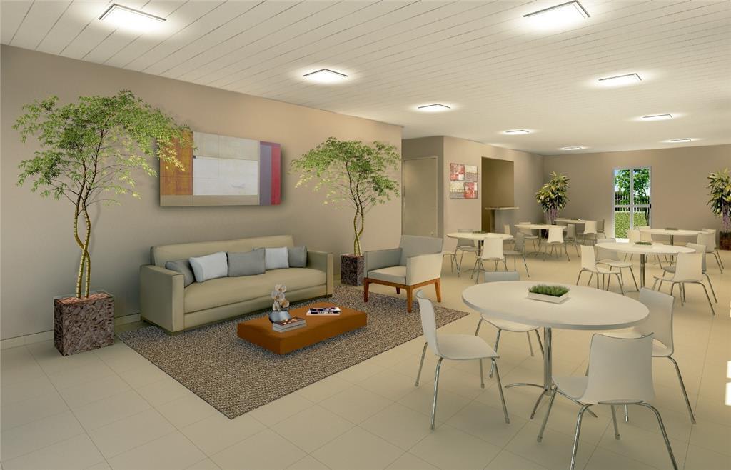 Apartamento de 2 dormitórios em Matão, Campinas - SP