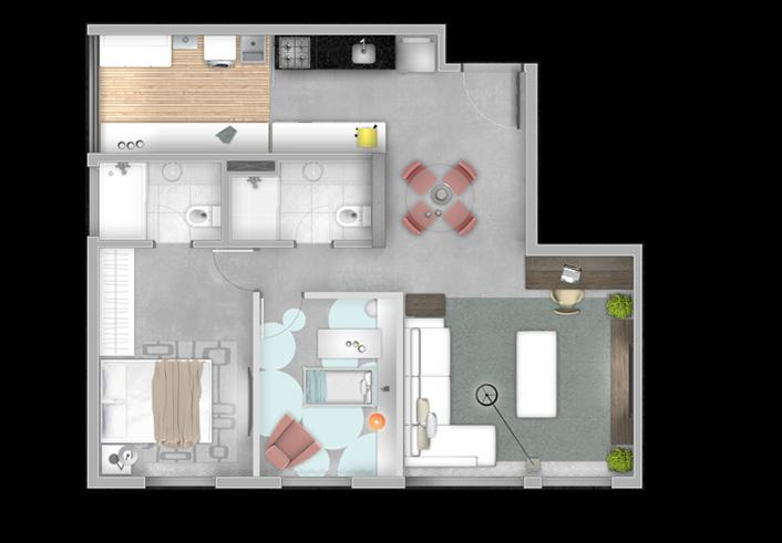 Apartamento à venda em Cambuí, Campinas - SP