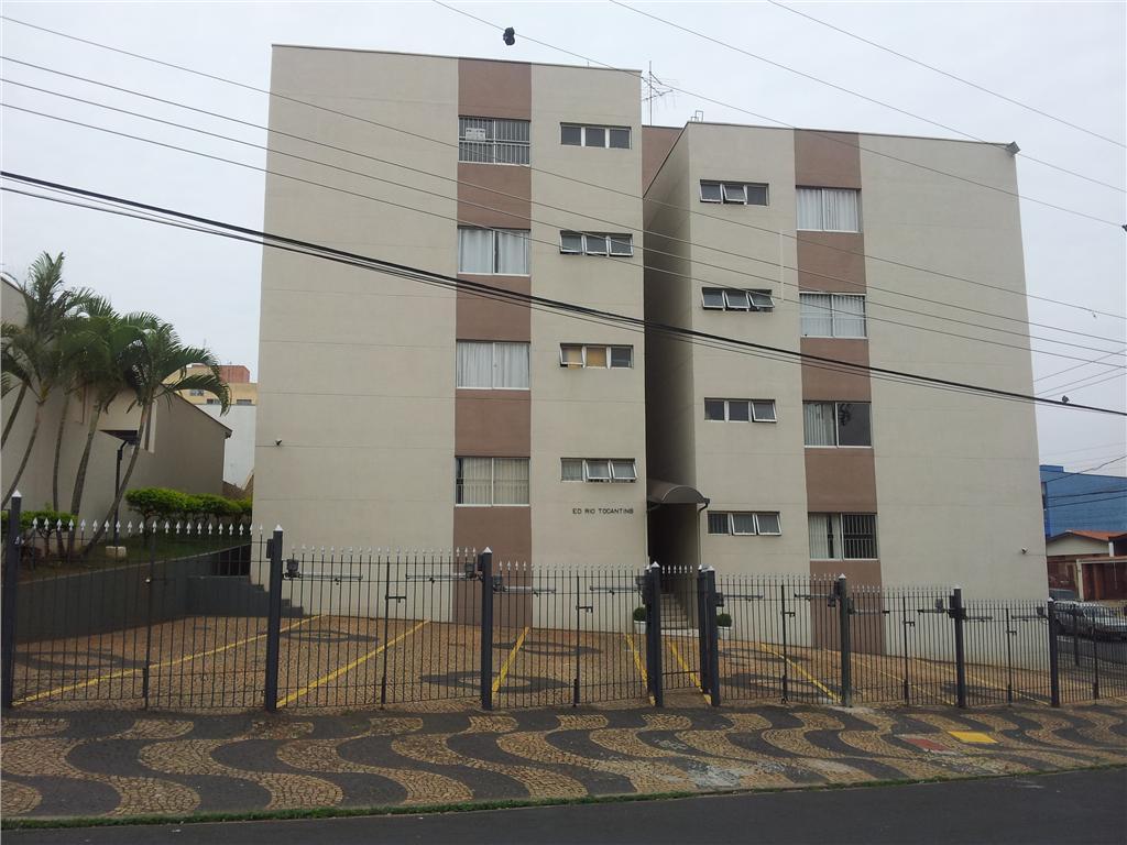 Apartamento residencial para locação, Vila Proost de Souza,