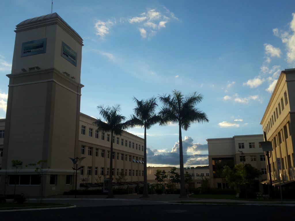 Sala comercial para locação, Alphaville Campinas, Campinas.