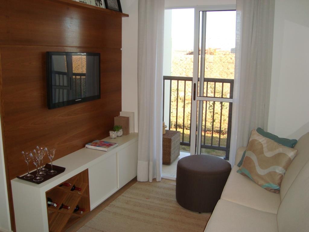 Apartamento residencial à venda, Residencial Viva Vista, Sum