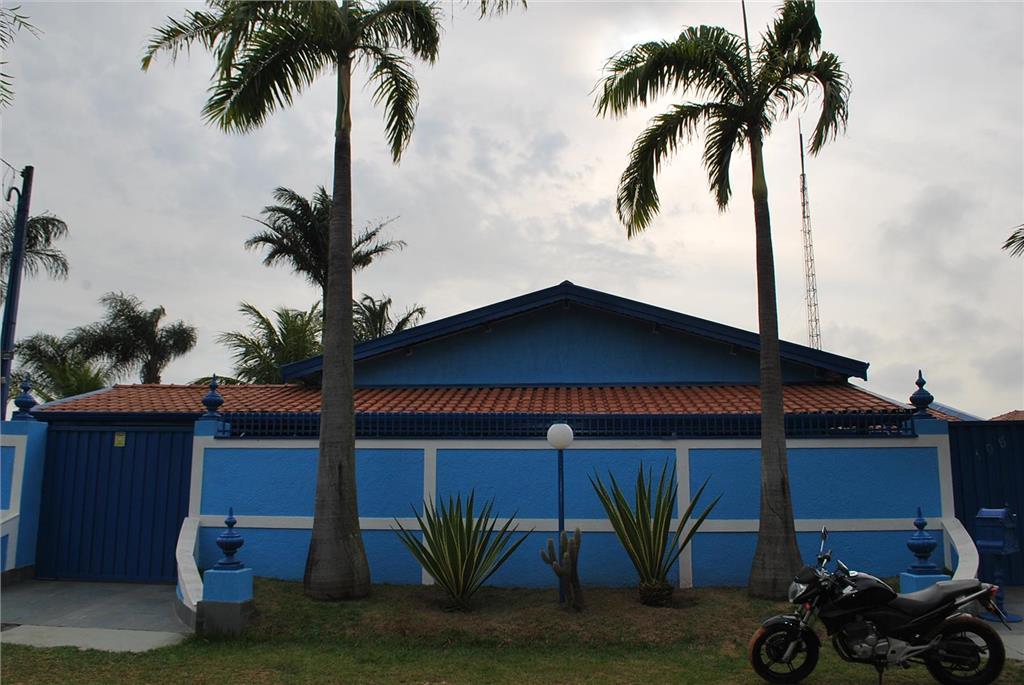 Chácara residencial à venda, Chácara Primavera, Sumaré.