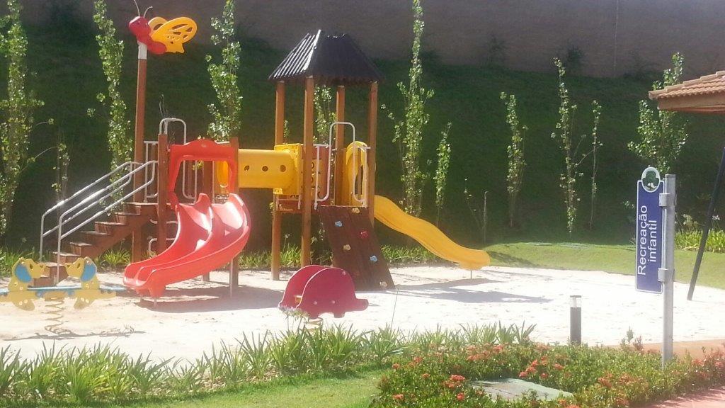 Terreno residencial à venda, Residencial Parque dos Alecrins