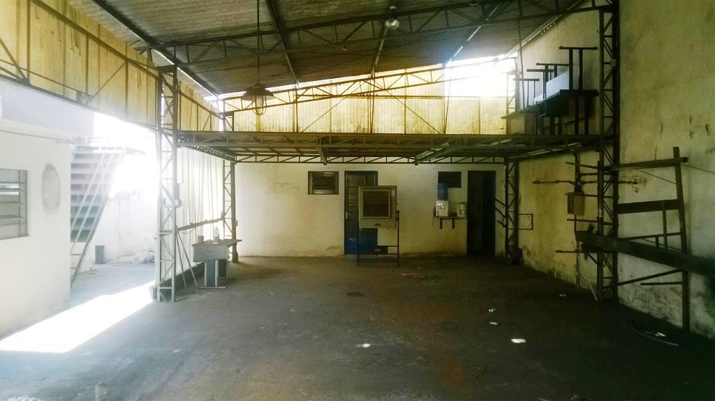 Barracão comercial para locação, Taquaral, Campinas - BA0020