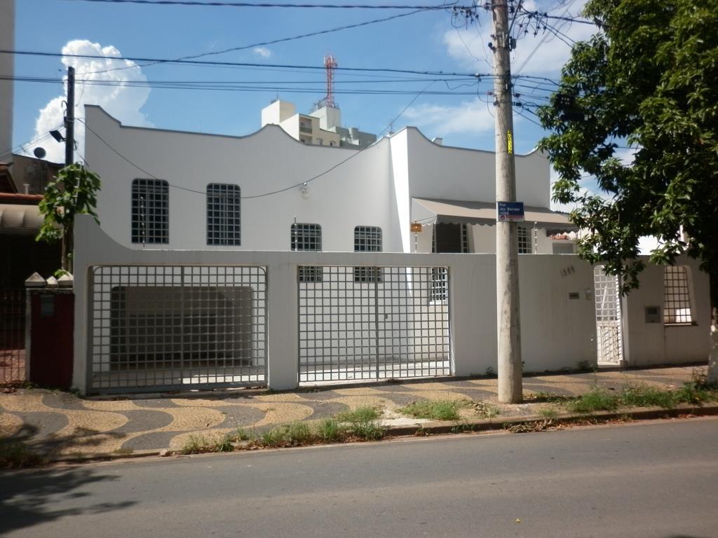 Casa comercial para venda e locação, Taquaral, Campinas - CA