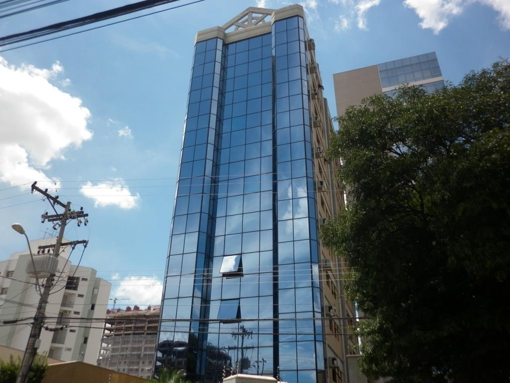Sala comercial para venda e locação, Jardim Guanabara, Campi