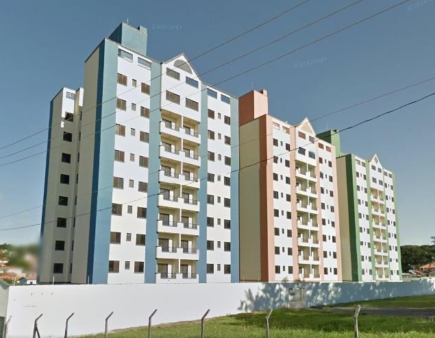 Apartamento residencial à venda, Jardim Novo Cambuí, Campina