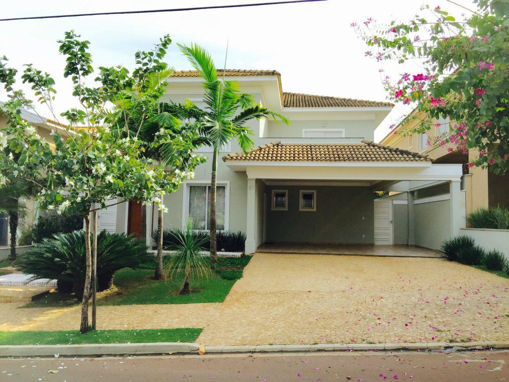 Casa residencial à venda, Condomínio Guaporé, Ribeirão Preto...