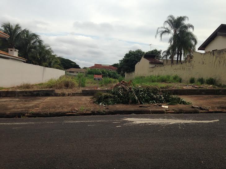 Terreno residencial à venda, Jardim Canadá, Ribeirão Preto.